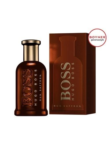 Hugo Boss Hugo Boss Bottled Oud Saffron Edp 100 ml Renksiz